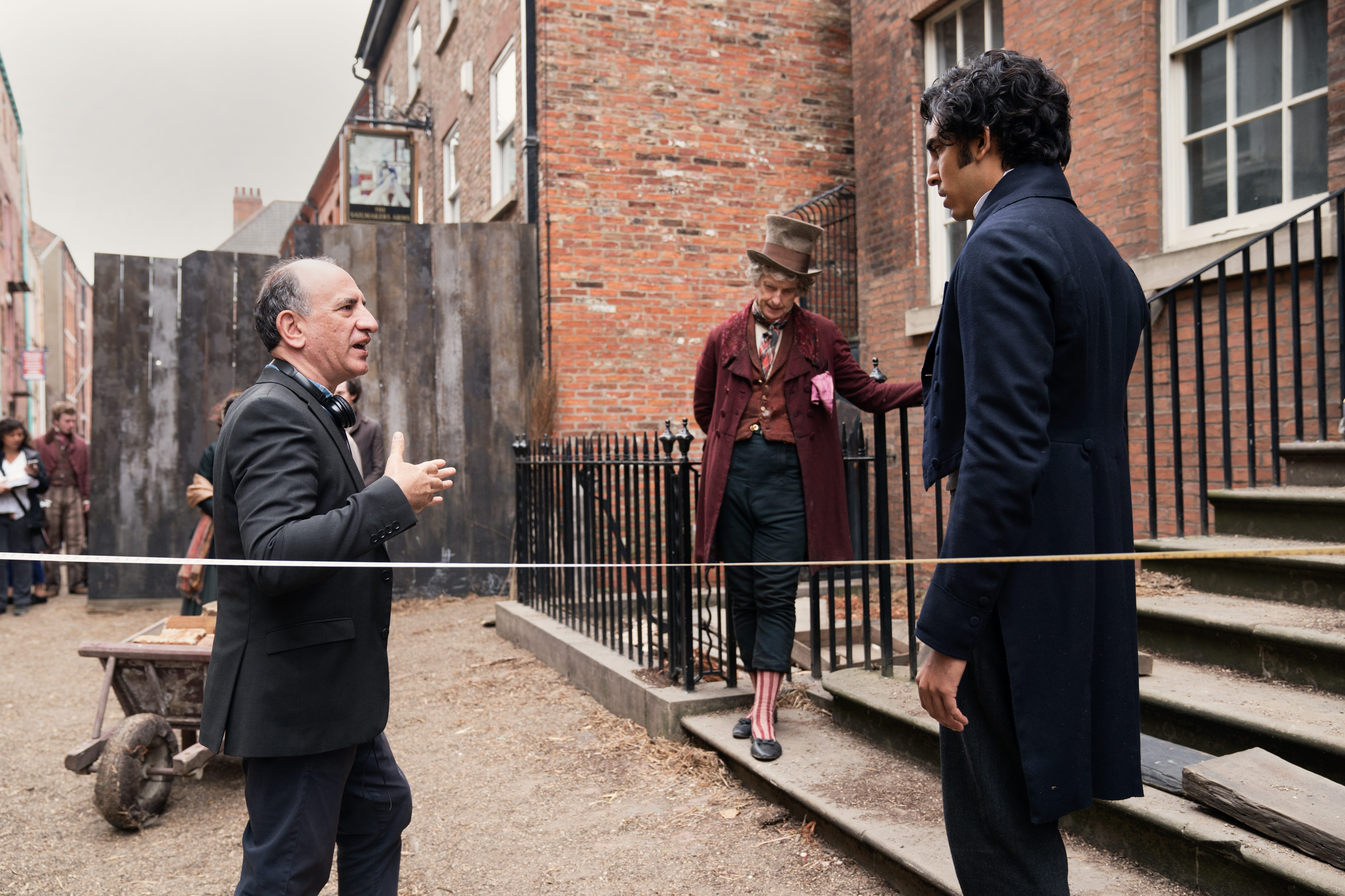 Filmmaker Armando Iannucci gets to celebrate light and serious sides of Charles Dickens   David Copperfield
