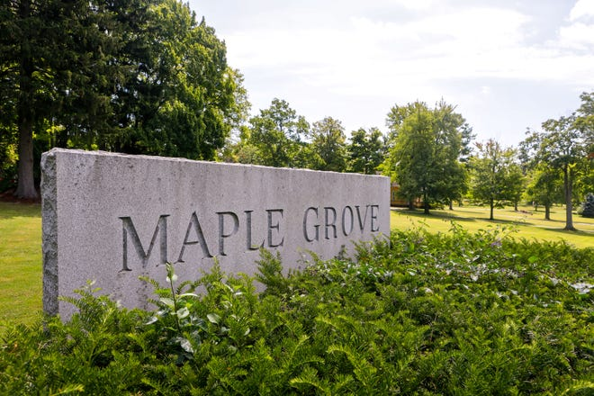 Ravenna city and township officials recently agreed to some budget cuts at Maple Grove Cemetery. Township trustees, who have operated Maple Grove Cemetery jointly with the city for more than 20 years, have asked the city to let them out of their joint agreement over budgetary issues.