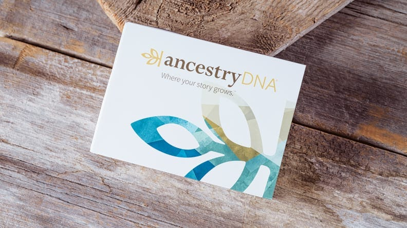 You can get an AncestryDNA kit for less than $50 at Amazon