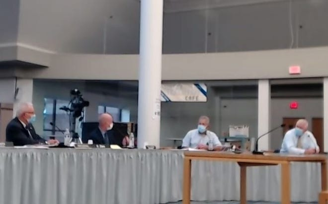 The Hudson School Board on Monday voted to accept $458,000 more in COVID-19 relief funds from Summit County.