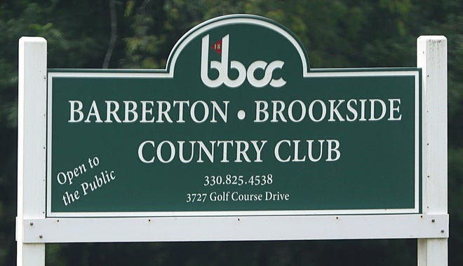 Plans were submitted last week for a $98.9 million development to be built on the site of the Barberton Brookside Country Club golf course.