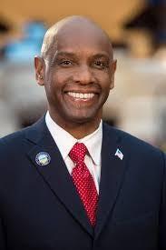 Sen. Cecil Thomas, D-Cincinnati