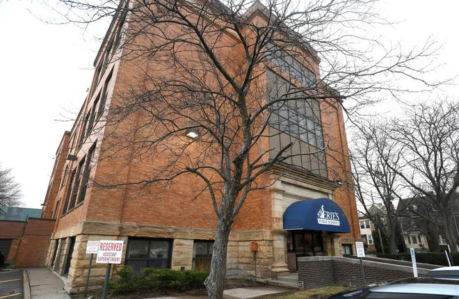 The Erie School District, whose administration building is at 148 W. 21st St., is using federal coronavirus relief funds to delay cuts to its maintenance staff for a year.