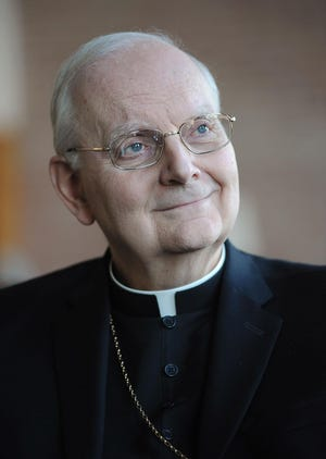 Retired Bishop Donald Trautman led the 13-county Catholic Diocese of Erie for 22 years before retiring in 2012. He is 84 and lives in Erie.