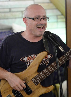 Doug Phillips has several performances scheduled, both solo and with others, this weekend.