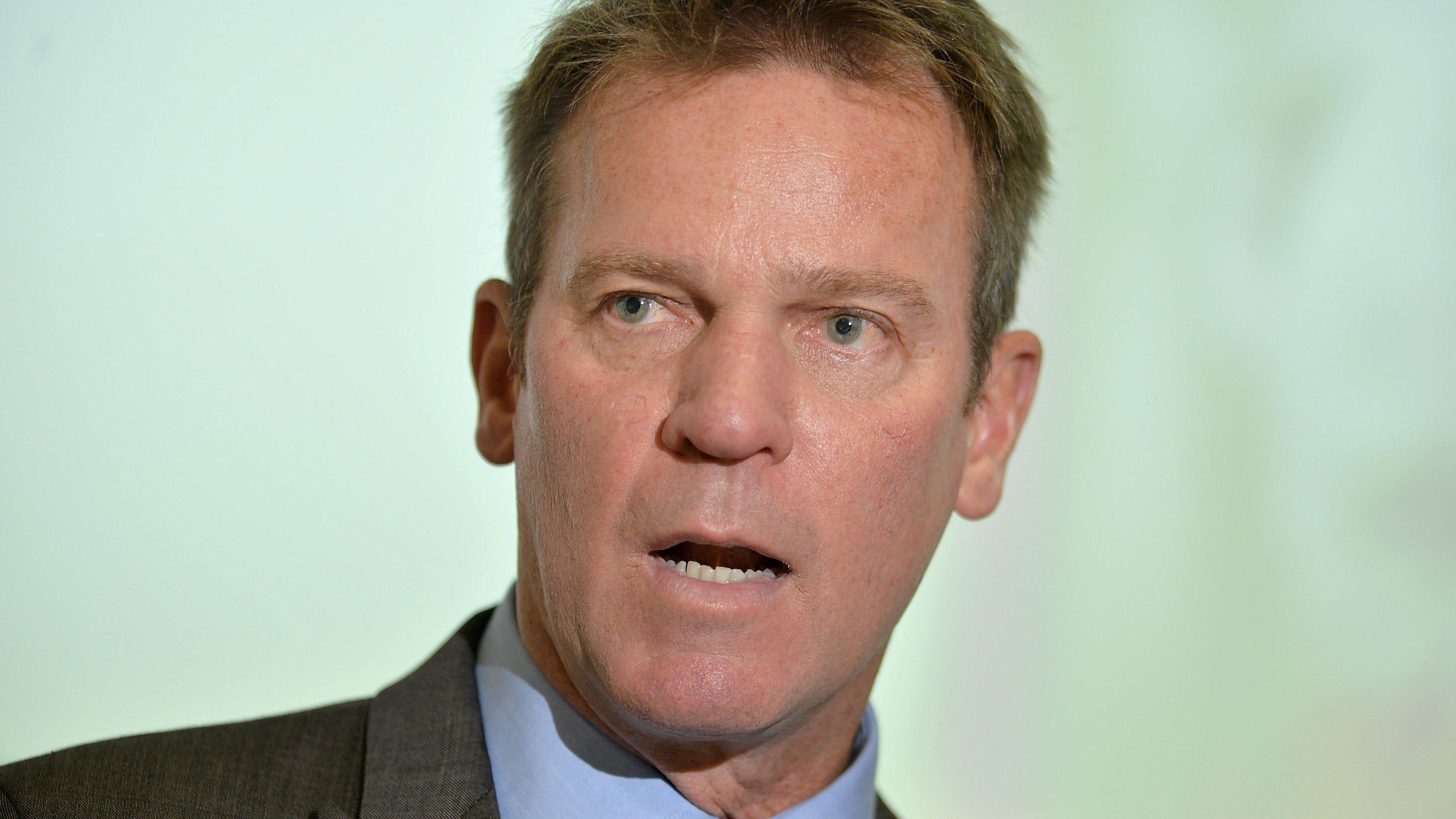 Erie's Dan Laughlin forms exploratory committee for gubernatorial bid