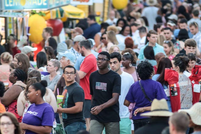 The Fayetteville Dogwood Festival, which was scheduled to be held April 23-25, has been postponed.