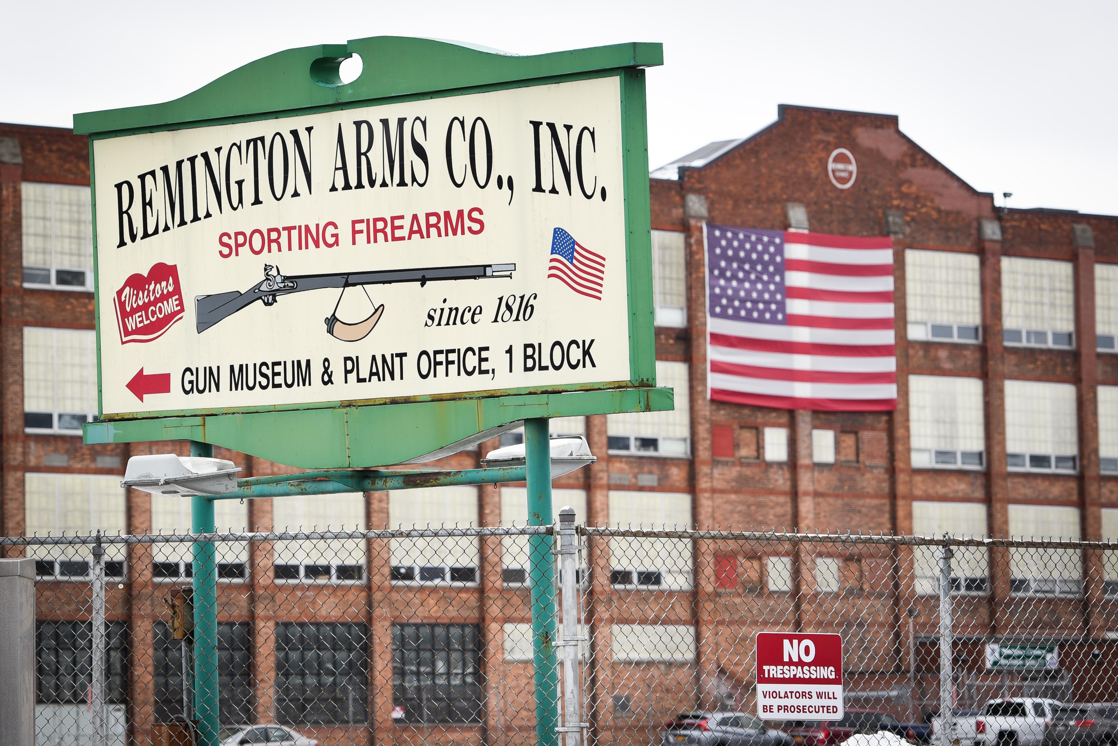 Remington Arms, oldest U.S. gunmaker, to lay off 585 employees in New York, union says
