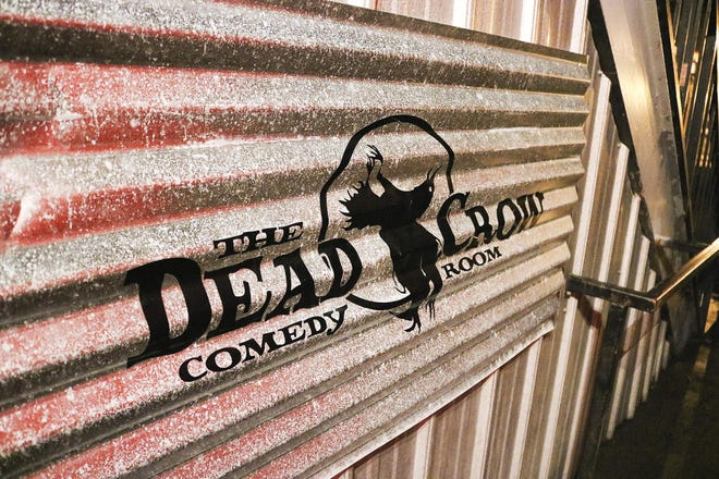Beloved downtown Wilmington club Dead Crow Comedy Room closed in March due to the pandemic, but its owners hope to reopen in a new, larger location in the coming months.