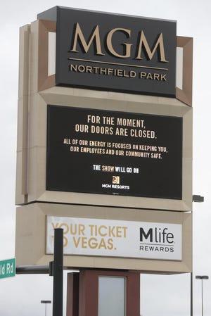 The MGM Northfield Park