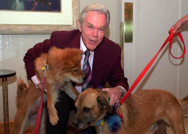 The late Cleveland TV meteorologist Dick Goddard, renowned for his outspoken advocacy for pets, will have a dog park formally renamed in his honor Feb. 24  in Green, which claims him as its native son.