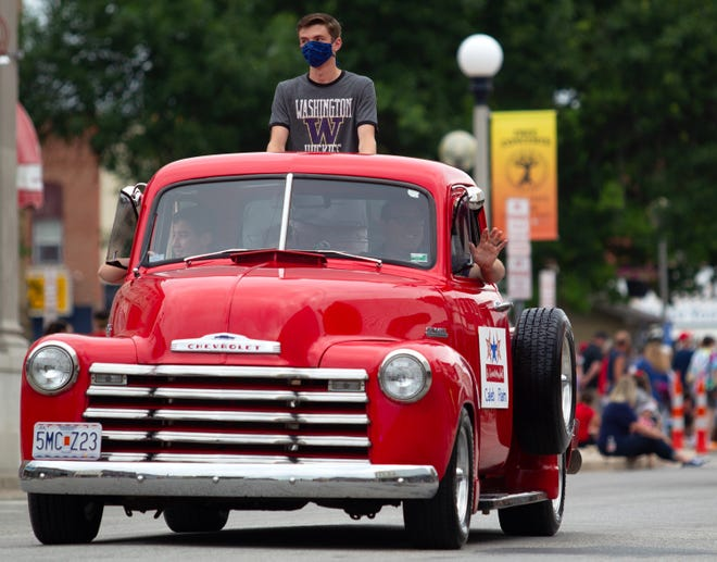 Photos from the 2020 Red, White & Blue Festival