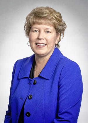 Michelle Crandall is city manager of Hilliard.