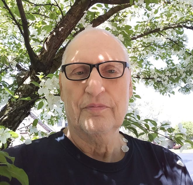 Martin Gugino, 75, was pushed by police officers during a rally June 4 in Buffalo, N.Y. He went to a hospital with a fractured skull and brain injury and has since recovered.
