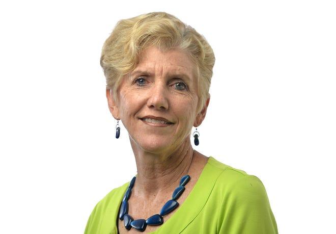 Kathy Dahlkemper, Erie County executive.