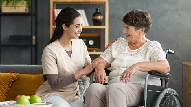 Demand for personal care workers, which help people with shopping, transportation, cooking and other so-called activities of daily living, is projected to increase sharply in the coming decades as the U.S. population ages.