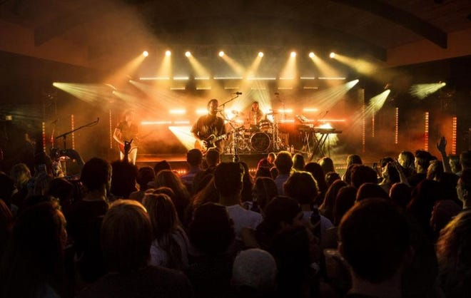 N.C. band Rainbow Kitten Surprise performed at Greenfield Lake Amphitheater in 2019. The venue did not host a concert in 2020, but is back with a full slate in 2021.