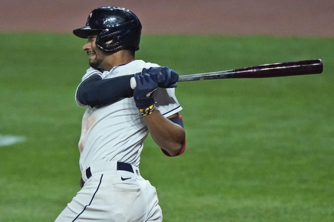 Oscar Mercado hit .265 with five home runs and 18 RBI with the Clippers in June.