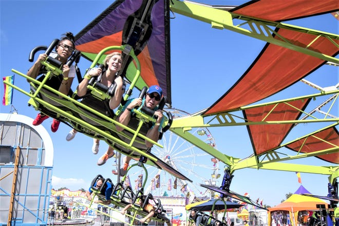 Colorado State Fair officials are hoping to preserve some portion of the popular Crabtree Amusements carnival for the 2020 expo.
