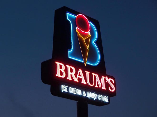 Braum's Ice Cream & Burger Restaurant is opening its sixth Lubbock-area store this weekend, with a new shop opening Saturday in Levelland.