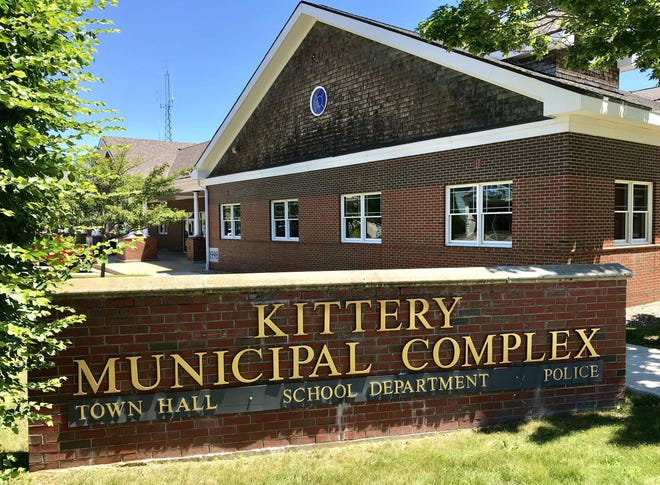 Kittery Town Hall.