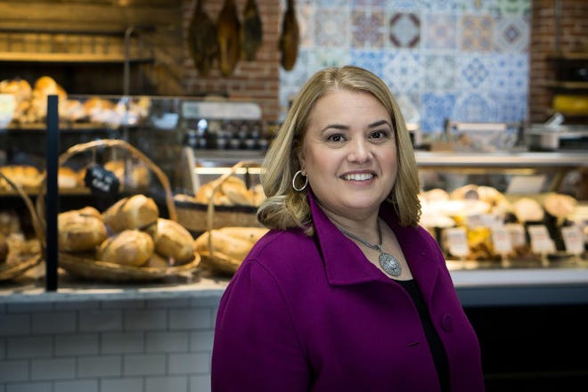"""Maria Lawton is the charming host of """"Maria's Portuguese Table"""" from WSBE and now the show will be distributed to PBS stations across the country."""