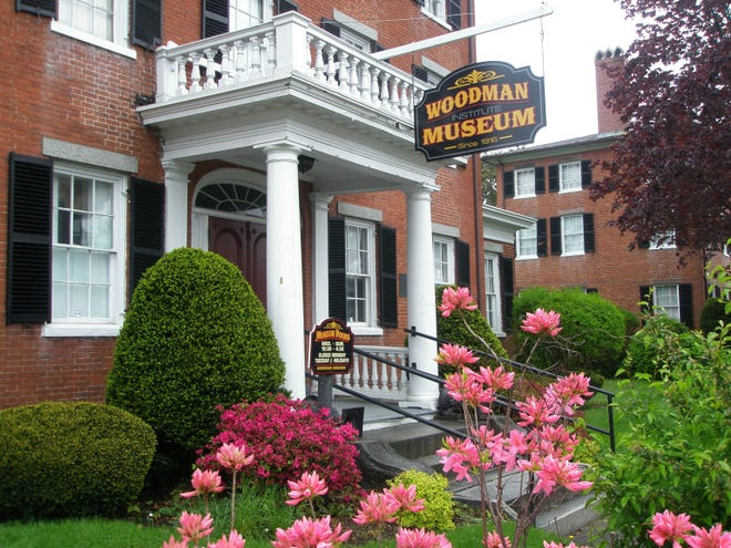 The Woodman Museum in Dover is going to host a series of four outdoor concerts beginning Saturday, July 17.