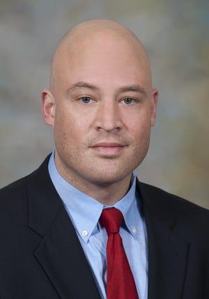 Justin Looser, director of behavioral health at Portsmouth Regional Hospital.
