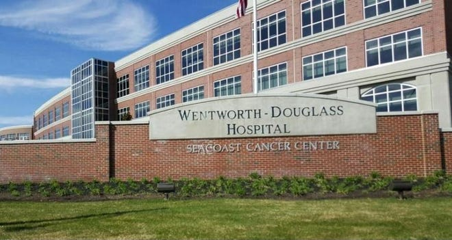 Wentworth-Douglass Hospital is among just 455 hospitals nationwide, and the only one on the Seacoast, to receive a five-star rating in the most recent 2021 ratings from the Centers for Medicare and Medicaid Services.