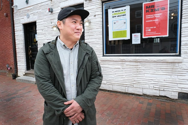 Chef Gary Kim of Mr. Kim's at 107 State St. in Portsmouth is looking to provide guests with a break from the stress of coronavirus by staying open this winter.