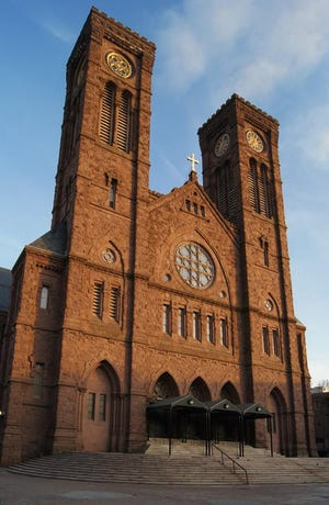 Providence's Cathedral of SS. Peter and Paul
