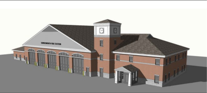 The cost for the new Somersworth fire station has increased from $7.7 million to $9 million.