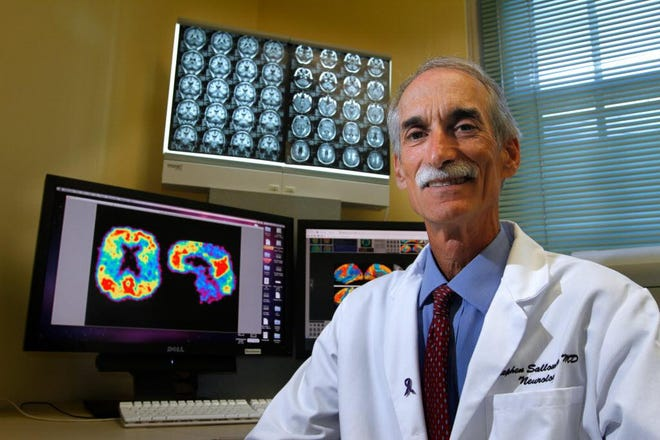 Dr. Stephen P. Salloway, a Brown University professor of neurology and psychiatry, will serve as the associate director of the university's planned Alzheimer's center, overseeing clinical research.