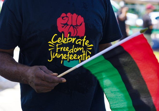 Saturday marks Juneteenth, with multiple events celebrating the holiday set to take place this weekend in Sarasota-Manatee.