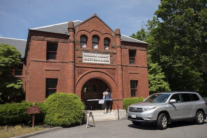 The Goodnow Library in Sudbury