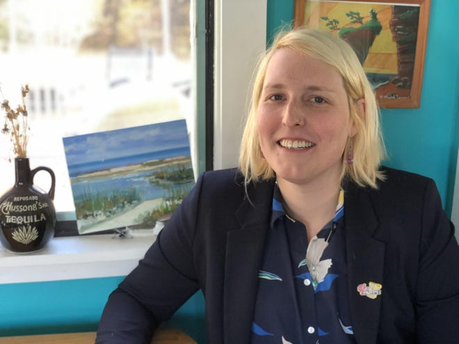 Palana Hunt-Hawkins announced her bid to run for mayor of Rochester Thursday,