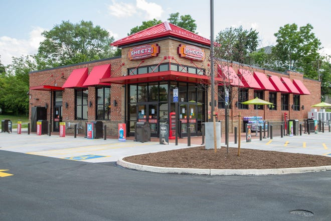 Sheetz plans to open 50 of its restaurant/store/gas stations in central Ohio over the next five years.