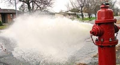 The Mount Pulaski Water Department will flush water mains during April 20-21.
