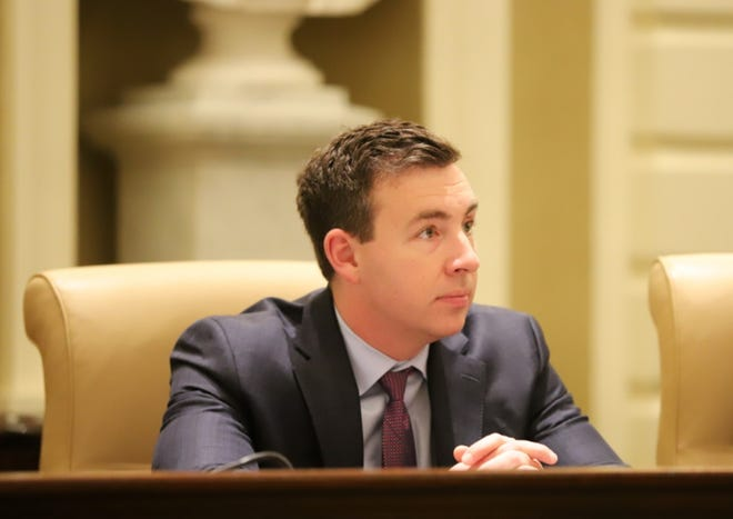 State Sen. Ryan Fattman