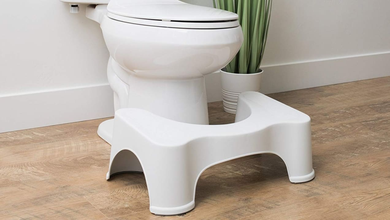 The famous Squatty Potty from 'Shark Tank' is on sale right now