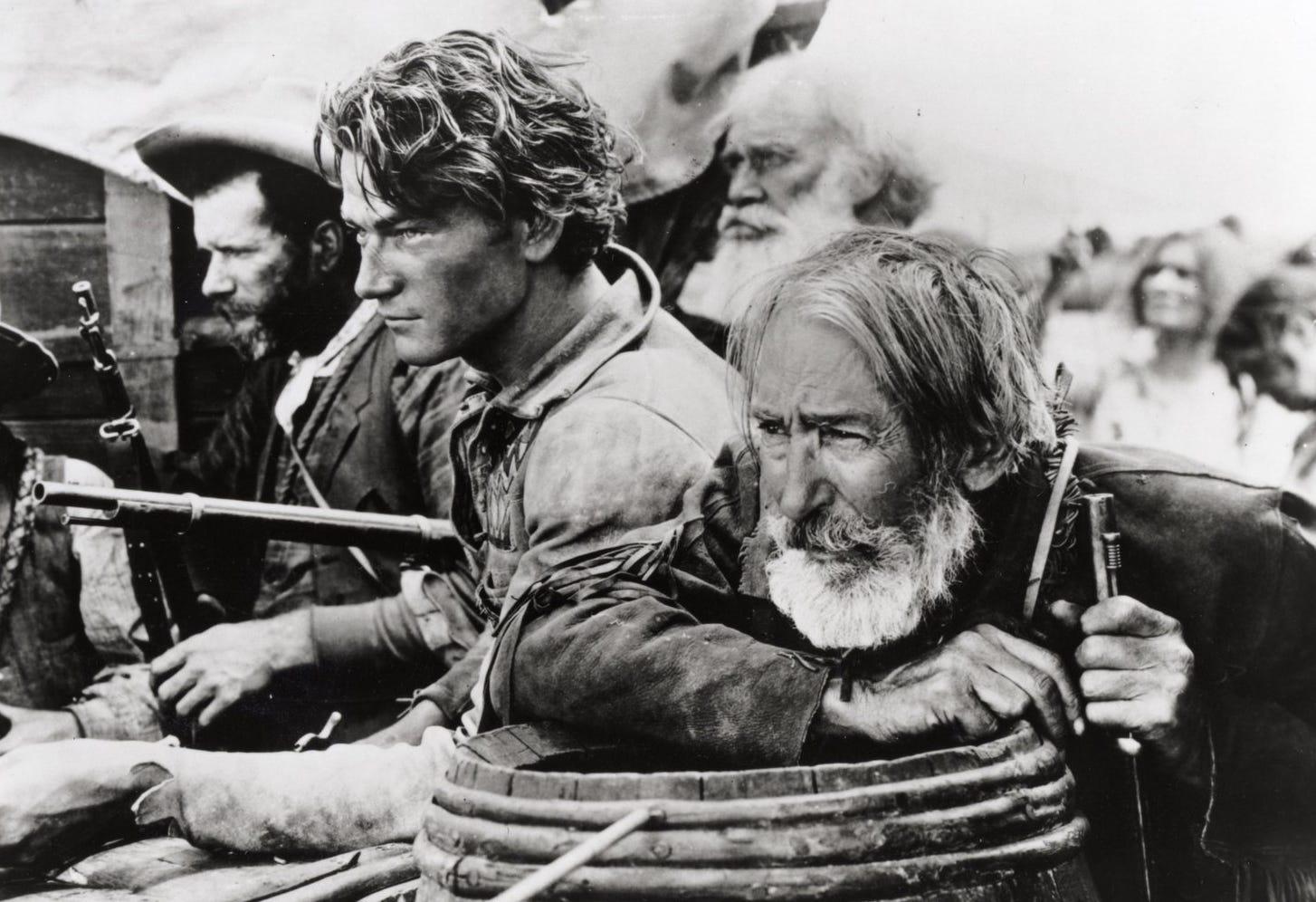 Tinseltown Talks column: John Wayne rode into movie history 90 years ago
