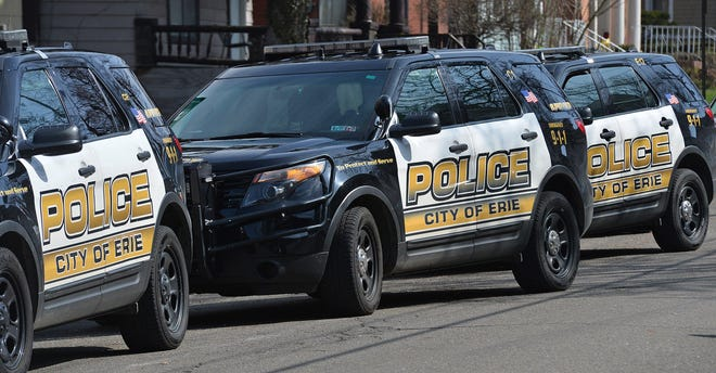 Erie police are investigating after a man was stabbed during an altercation on East Avenue on Monday afternoon.