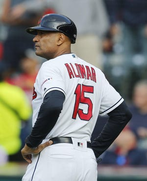 Sandy Alomar Jr. has stepped in to lead Cleveland to the playoffs.