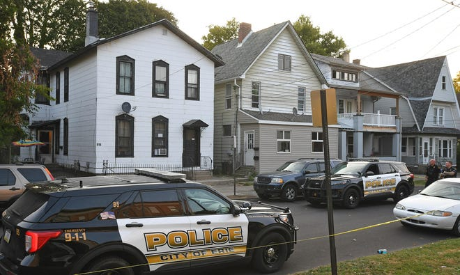 The Erie County District Attorney's Office is going to ask an Erie district judge to reconsider his decision to dismiss a homicide charge against one of two Erie men charged in a Sept. 27 shooting at a party at a Walnut Street apartment house.