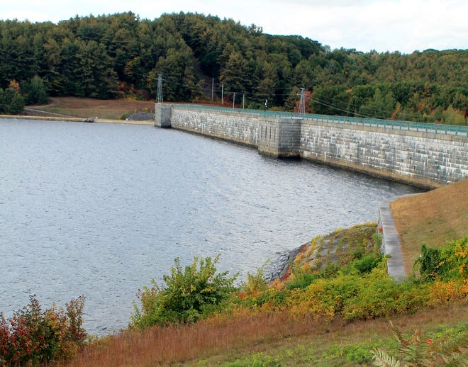 Rescuers on Friday night pulled an unresponsive person from the water near the Wachusett Reservoir Dam, according to state police.