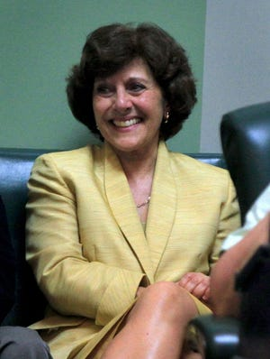 Rhode Island Health Insurance Commissioner Marie Ganim