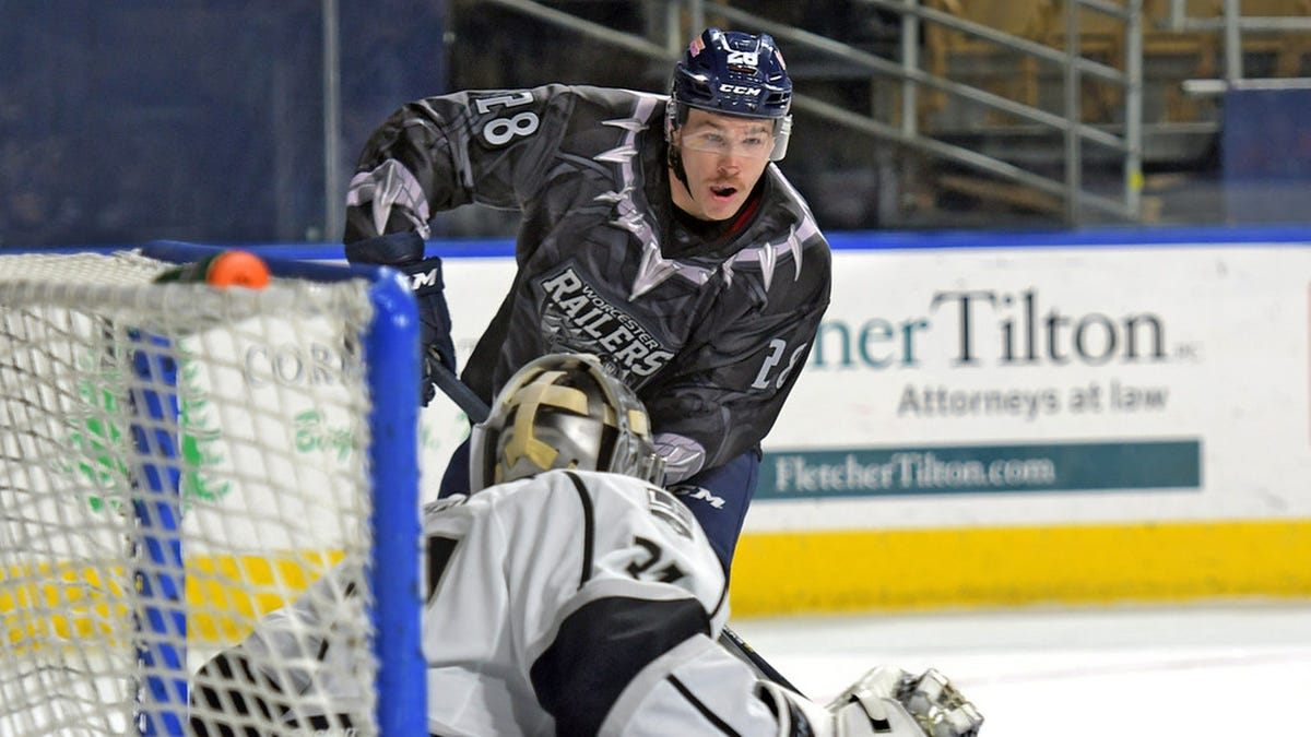 Railers deal Holden's Connor Doherty to Maine