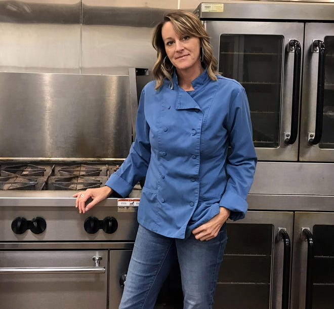 Nicole Craig is the chef and manager of nutrition education at Positive Community Kitchen.