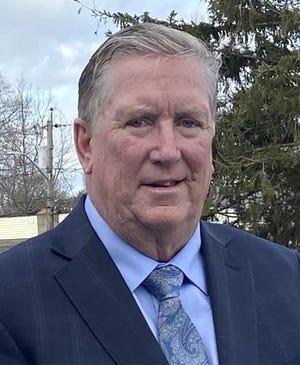 Cranston Mayor-elect Kenneth J. Hopkins