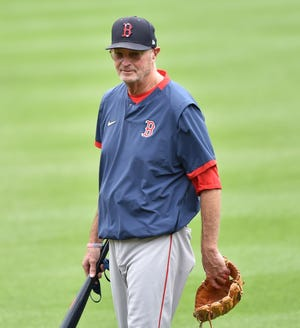 Bench coach Jerry Narron is among those who will not return with the Red Sox in 2021.